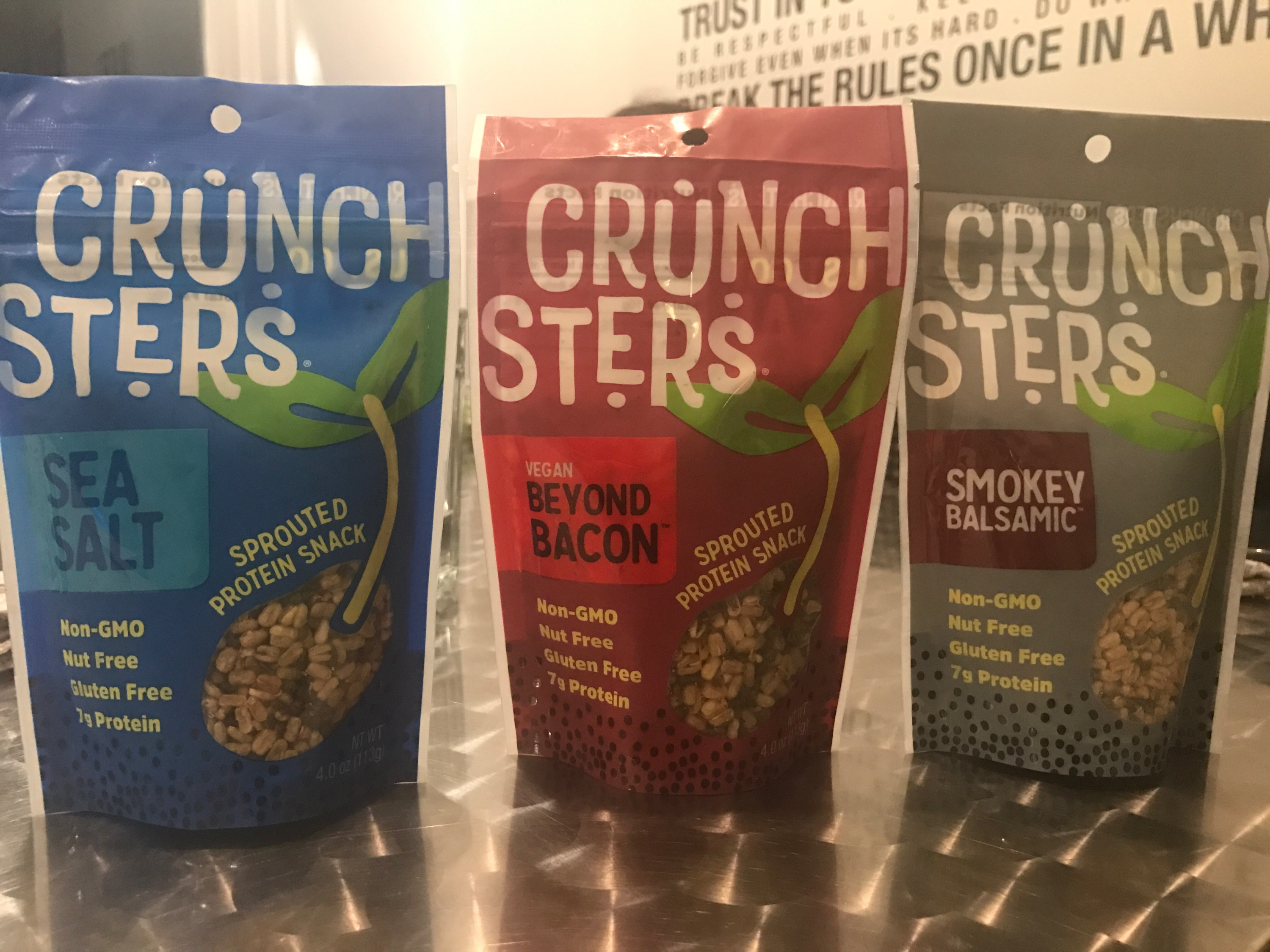 Crunchsters!